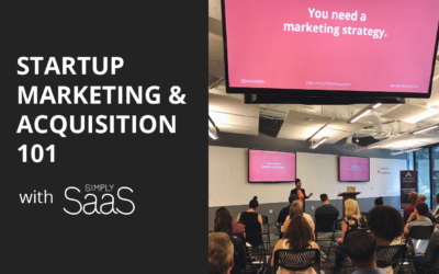 Startup Acquisition 101 – Simply SaaS University